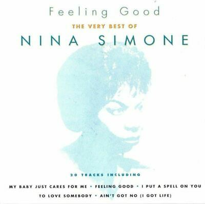 NINA SIMONE feeling good (the very best of) (CD compilation) greatest hits, jazz