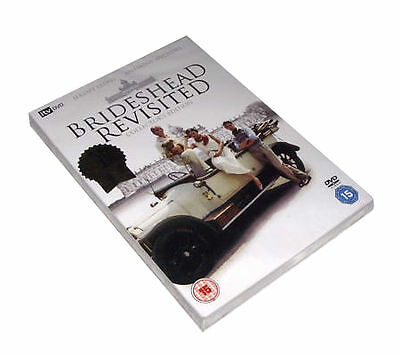Brideshead Revisited. TV Series. Jeremy Irons. 4 Disc Dvd Set. Region 2.FREEPOST