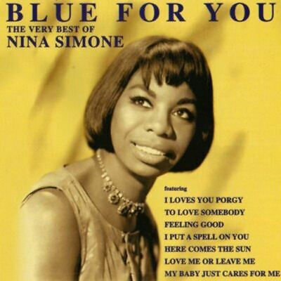 NINA SIMONE blue for you (the very best of) (CD, compilation) greatest hits jazz