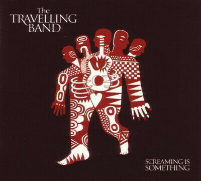 The Travelling Band Screaming Is Something (VG+) CD, Album