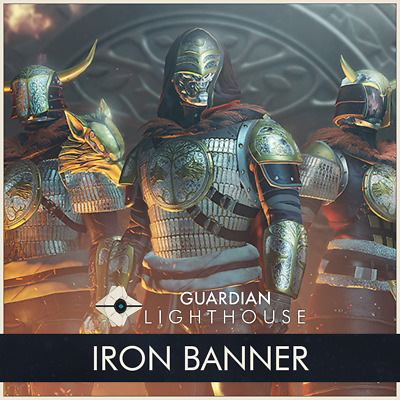 Destiny 2 Iron Banner Quest / Bounties PS4 Account Recovery