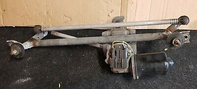 Vauxhall Corsa C  Front Wiper Motor  And Linkage 2001-2006
