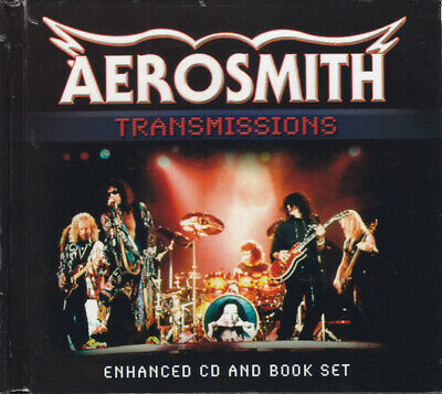 Aerosmith TRANSMISSIONS (NM or M-) CD, Unofficial