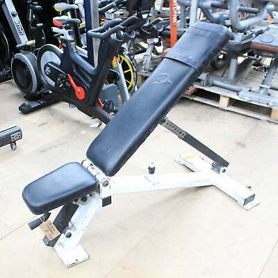 Heavy Duty Adjustable Bench - CLEARANCE - Commercial Gym Equipment
