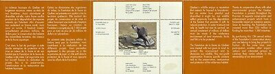 Weeda Quebec QW12, DQ28 VF MNH 1999 Wildlife Habitat Conservation Stamp CV $60