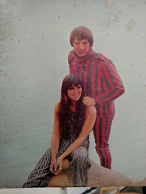 1967 SONNY AND CHER'S GREATEST HITS (album in mint condition)