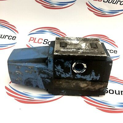 Sperry Vickers Dg4S4L 012A.h5 50.50 Directional Control Solenoid Valve