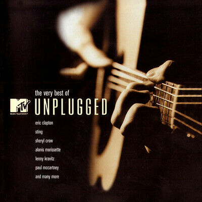 Various The Very Best Of MTV Unplugged (VG+) CD, Comp
