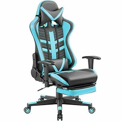 Homall Gaming Chair Ergonomic High-Back Racing Chair Pu Leather Bucket Seat,Comp