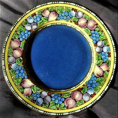 Stunning Wedgwood 'Covent Garden' Pattern  Dinner Plate, W133, Perfect