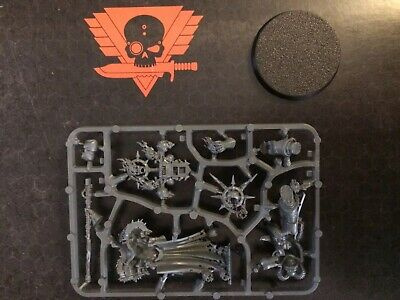 Chaos Master Of Possession Kill Team Heretic Astartes Daemonkin Shadowspear Mage