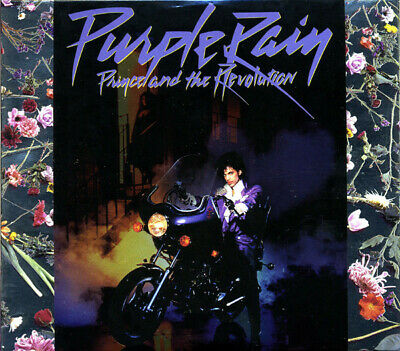 Prince And The Revolution Purple Rain (VG+) CD, Album, RE, RM +