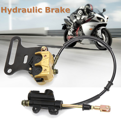 12mm Hydraulic Rear Disc Brake Caliper System 110 125CC 140CC PIT PRO Dirt Bike