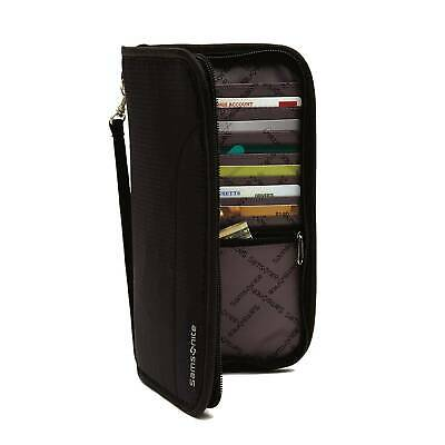 Samsonite RFID Zip Close Travel Wallet (T37)