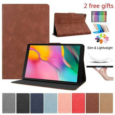 For Samsung Galaxy Tab A 10.1 2019 T515 T510 Slim PU Leather Stand Case Cover