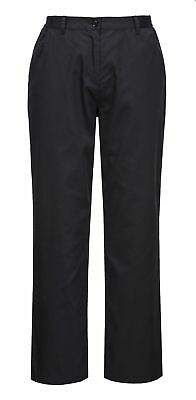 Portwest C071 Rachel Ladies Chefs Trousers Catering Kitchen Uniform