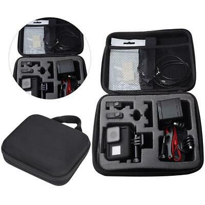 Medium Middle Travel Carry Case Bag for Go Pro GoPro Hero 4/5/6 Sports Camera F3