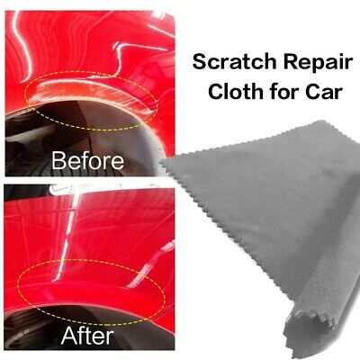 Toile de Voiture Claire For Car Scratch Polish Magic Cloth Scuffs Surface Repair