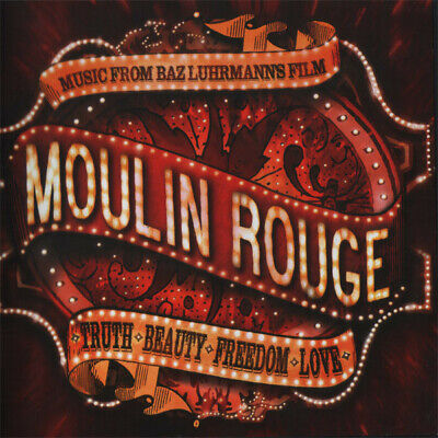 Various Moulin Rouge (Music From Baz Luhrmann's Film) (VG+) CD,