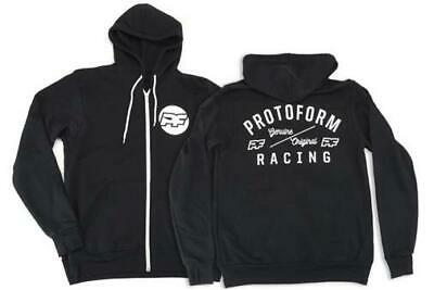 ProLine Protoform Bona schwarz Zip-Up Hoodie / PRO9834-05