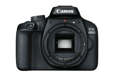Canon EOS 4000D Body - Spiegelreflexkamera - 18 MP - Display: 6,86 cm/2,7'' TFT