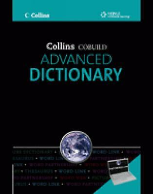Advanced Dictionary of British English by Heinle & Heinle Publishers-ExLibrary