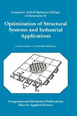 Optimization of Structural Systems and Industrial Applications No. 2 :-ExLibrary