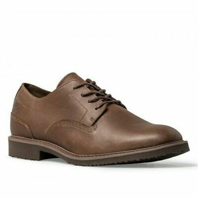 MENS TIMBERLAND EK Brook Park Leather Oxford Smart Shoes Sizes 7 to 12
