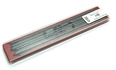 Koh I Noor(4190)2mm Graphite Leads , 20 Grades from(8B-10H) in Pack 12 leads