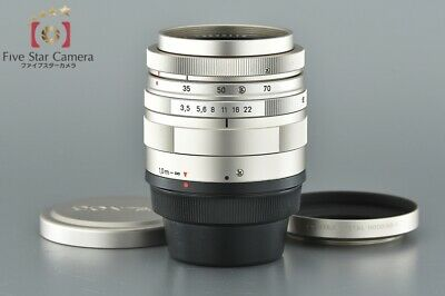 Near Mint! CONTAX Carl Zeiss Vario-Sonnar 35-70mm f/3.5-5.6 T* for G2 from Japan