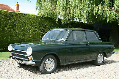 MK1 Ford Cortina GT 2 door. 1 owner for the last 30 years.....