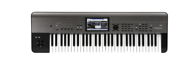 KORG Krome-61 EX Music Workstation Keyboard - 61 Key + FREE KO-SCKROME61 BAG!