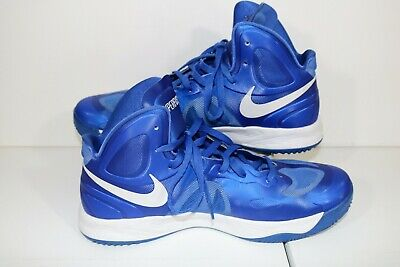 pretty nice 1835f 13c2c Nike Hyperfuse 2012 Basketball Shoes Size 14 blue