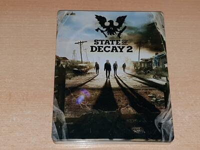 State of Decay 2 Limited Edition Steelbook Case Only G2 (NO GAME)