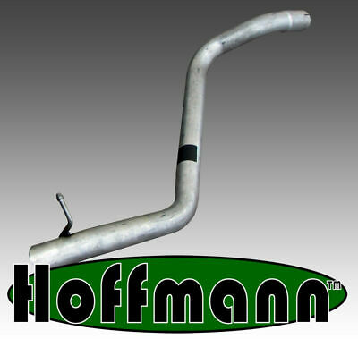 Mercedes Vito 2.2CDi (09/03-on) Exhaust Rear Pipe - Suit 'Long-Tail' Panel Van