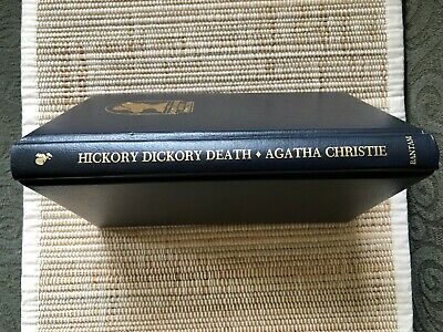 Hickory Dickory Death (Bantam - The Agatha Christie Mystery Collection edition)