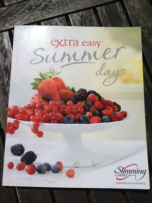 Slimming World Extra Easy Summer Days Over 50 Food Optimising Recipes Low Syn