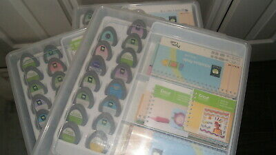 Cricut Cartridges - No Box / Used ALL NOT LINKED LARGE VARIETY Titles H thru S