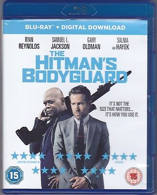 The Hitman's Bodyguard (Blu-ray, A Great Action Thriller) A Great Action Comedy