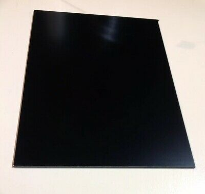 Top Quality Black, White &  Red Aluminium Composite Sheet, A4 A5 A6, Clearance!!