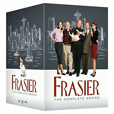 Frasier: The Complete Series (44Pc) New Dvd