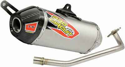 Pro Circuit T-6 Full Exhaust System (Natural) 0111350G