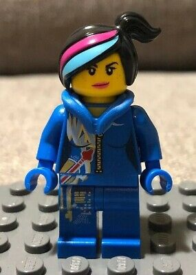 LEGO Movie Space Wyldstyle MiniFigure Blue Suit Benny/'s Spaceship 70816 new