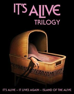 It's Alive Trilogy New Bluray