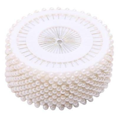 Sewing Craft Wedding Corsage Florists Dressmaking Accessories Tool Round Head 6N