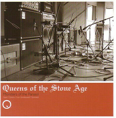 Queens Of The Stone Age Monsters Of The Parasol (VG) CD, Unoffic