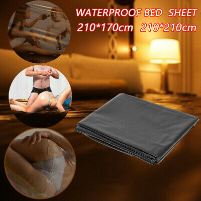 Toughage PVC Waterproof Sex Bed Sheet For Adult Couple Game Passion Supplies New