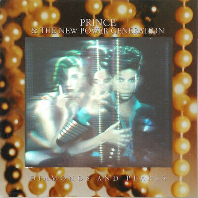 Prince & The New Power Generation Diamonds And Pearls (VG) CD, A