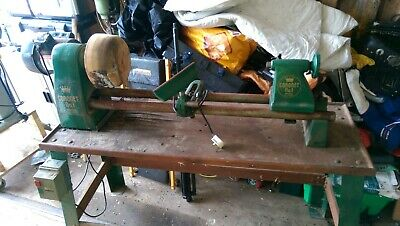 Coronet No1 Wood Turning Lathe 240v