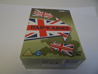 Dad's Army - Complete Series 1-9 & Christmas Specials DVD Box Set New & Sealed